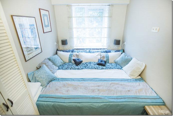 guļamistabas iekārtojums dzīvoklī