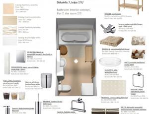 vannasistabas iekārtojums