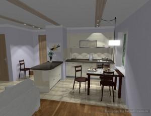 virtuves iekārtojums
