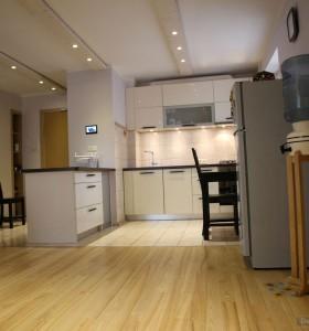 virtuves interjera dizains