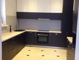 virtuves iekārta