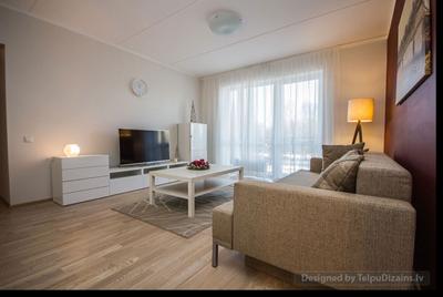 Trīsistabu DEMO dzīvoklis jaunajā projektā – Solitūdes Parks, Rīgā