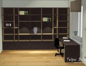 darbistabas 3D risinājums