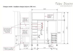 mēbeļu tehniskā specifikācija