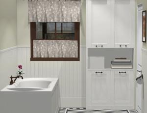 interjera dizains vannas istabai
