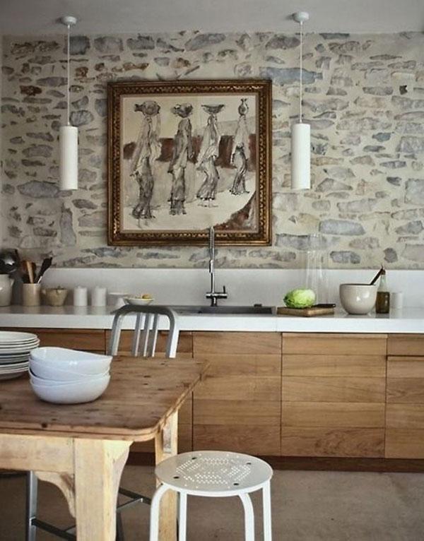 interjera dizains virtuvei