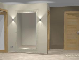 3d koridora risinājums