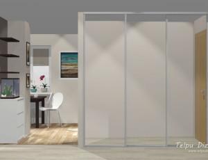 koridora dizains 3d