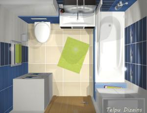 dizains vannas istabai