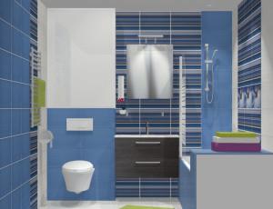 risinājums vannas istabai
