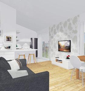 interjera dizains Siguldā
