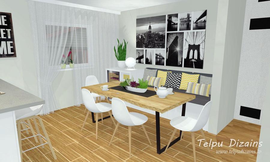 IKEA virtuve