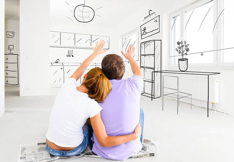 svarīgākais domājot par remontu un interjera dizainu